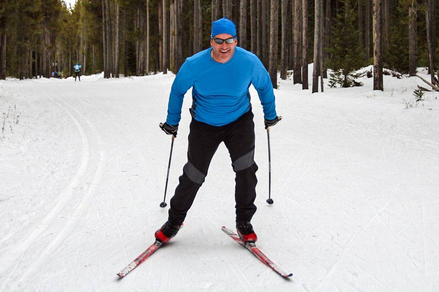 West Yellowstone Cross-Country Skiing