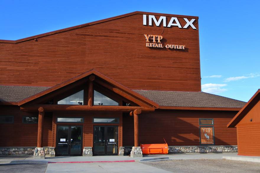 West Yellowstone IMAX Giant Screen Theatre