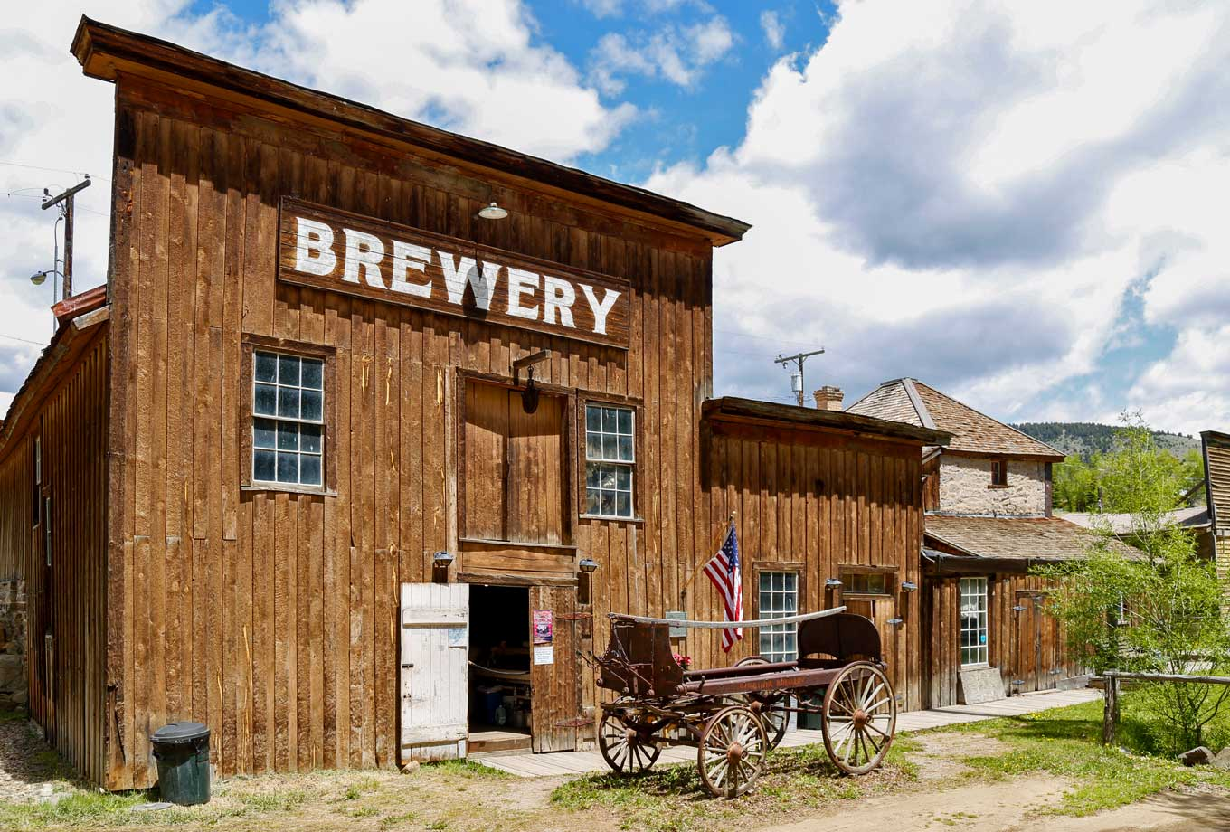 Brewery Follies in Virginia City