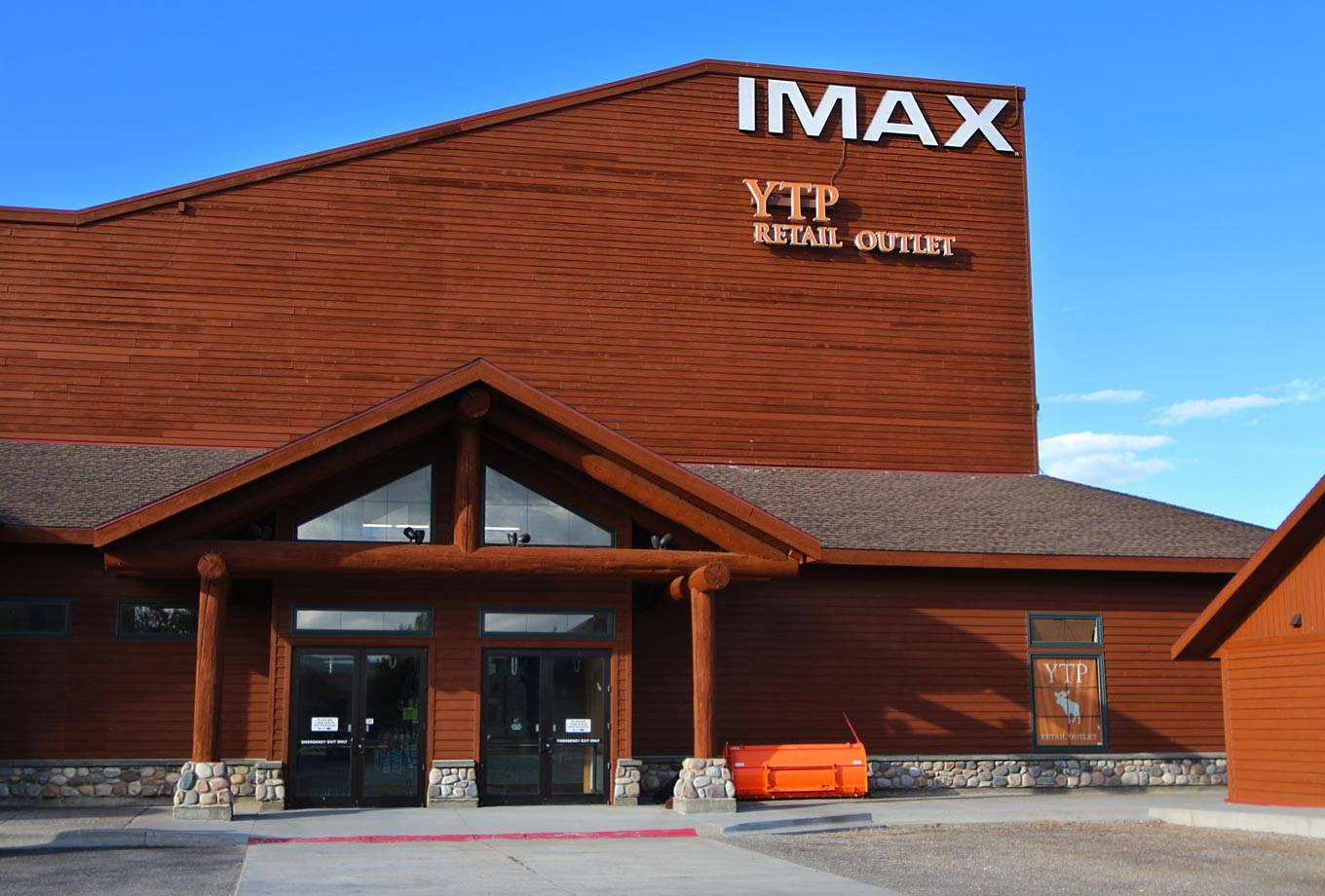 West Yellowstone Giant Screen IMAX Theatre