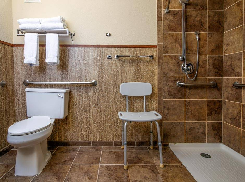 Yellowstone ADA disability bathroom