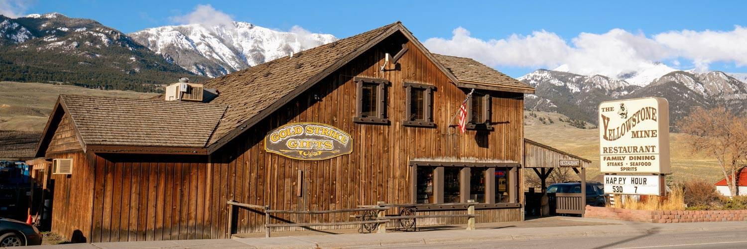 The Ridgeline Hotel at Yellowstone in Gardiner, MT