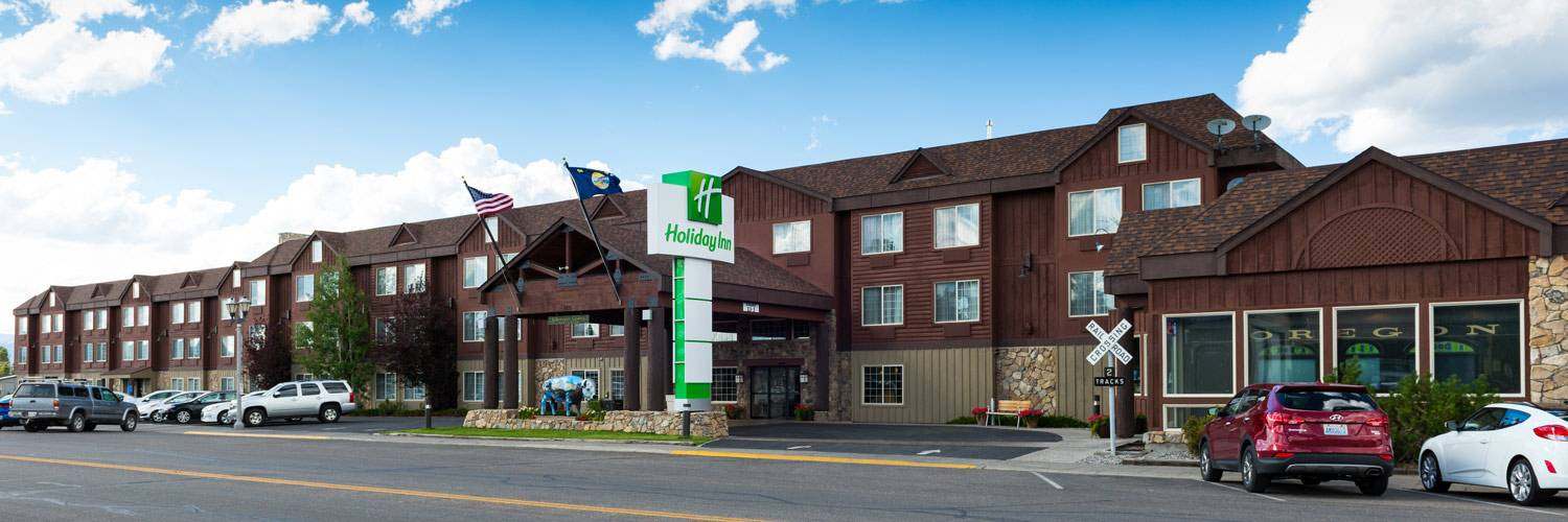 Holiday Inn West Yellowstone and The Branch exterior