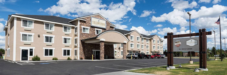 West Yellowstone Hotels Yellowstone Park Hotel