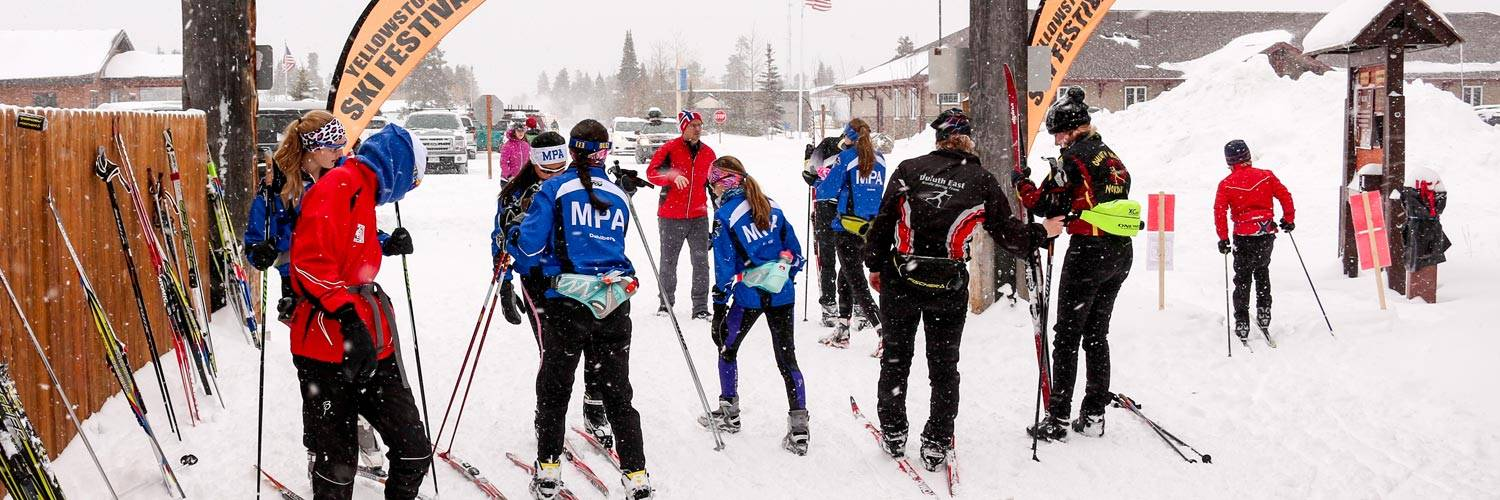 Participate in the annual West Yellowstone Ski Festival, November 21-25, 2017