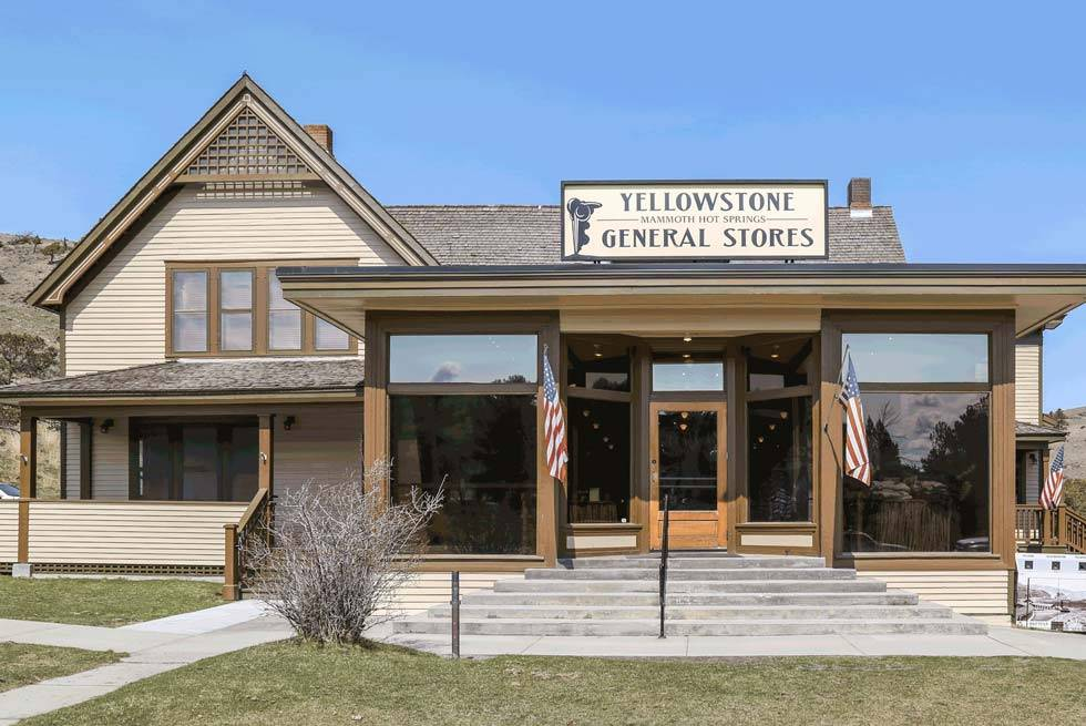 Yellowstone General Store, Mammoth Hot Springs Store