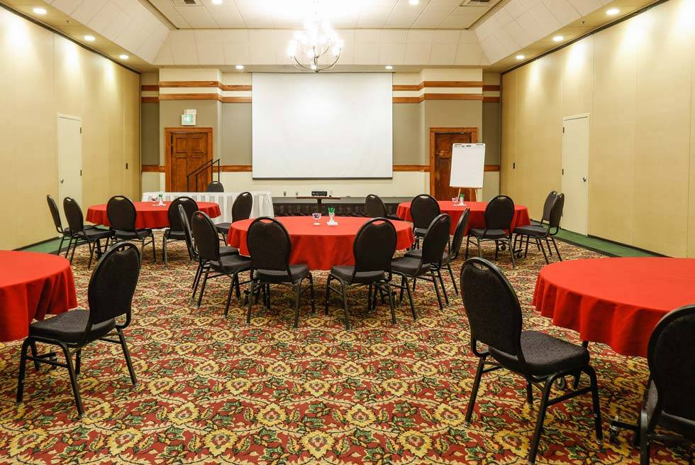Holiday Inn West Yellowstone Board Room
