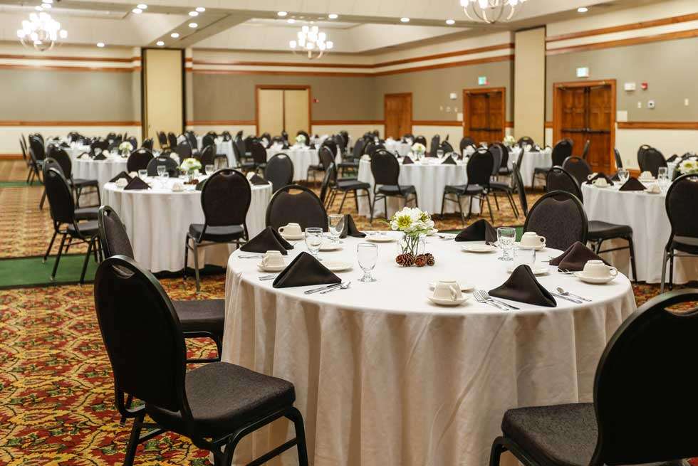 Holiday Inn Banquet Room