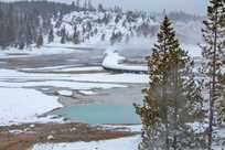 Most people will never see this view of Yellowstone in person. See it for yourself on one of our snowcoach tours!