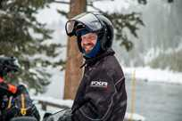 Feel like a snowmobiling pro when you book a trip with Yellowstone Vacation Tours.