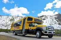 See Yellowstone's upper and lower loop up close with Yellowstone Vacations summer bus tours