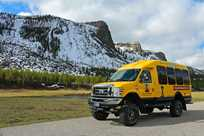 Let Yellowstone Vacations help create a custom or theme tour for your school, group, or family.