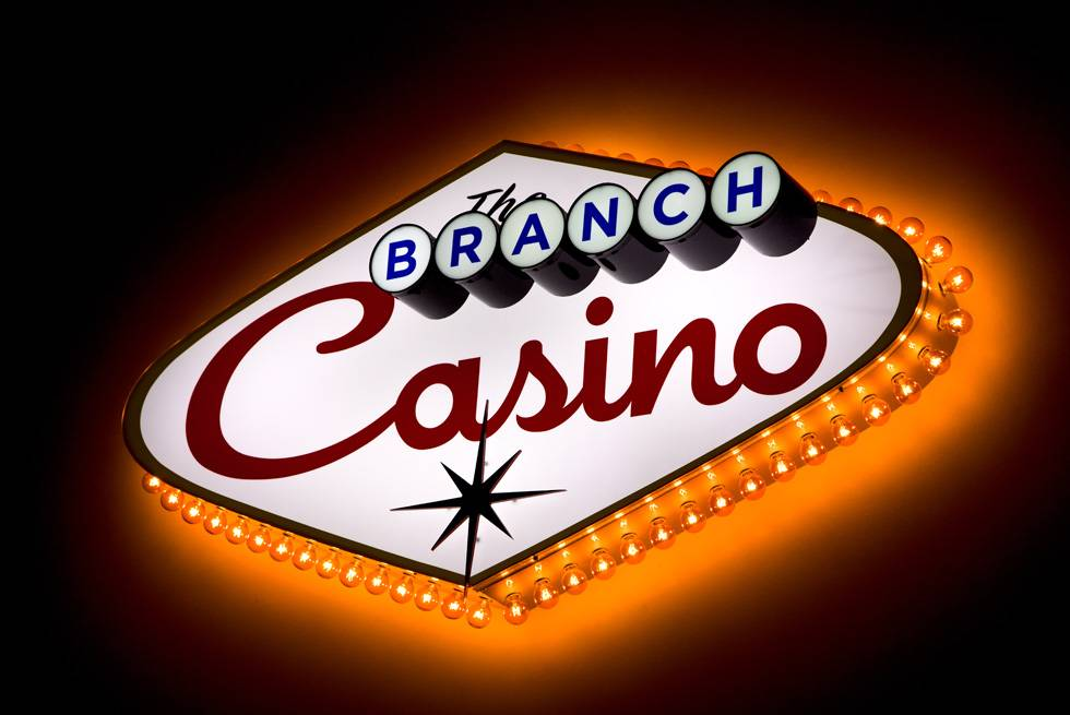 The Branch Bar and Casino in West Yellowstone, MT