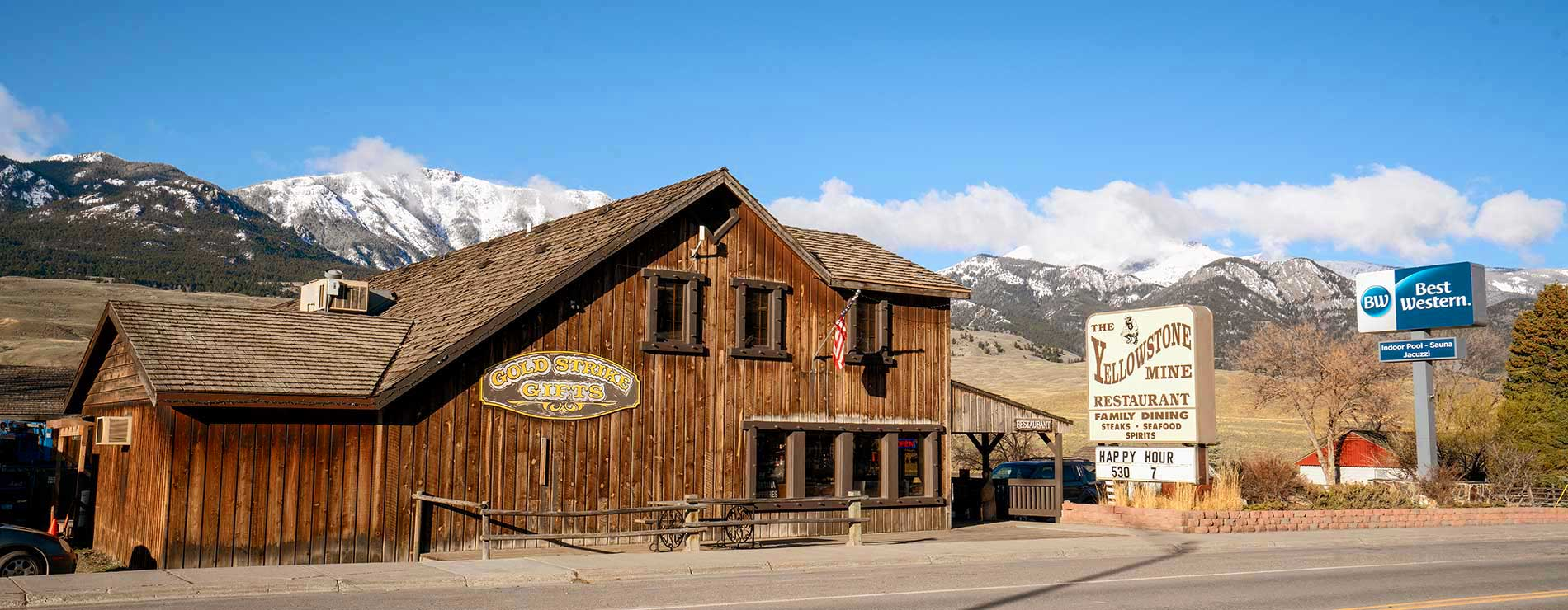 Best Western by Mammoth Hot Springs in Gardiner, MT