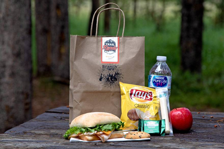 Yellowstone box lunches to go